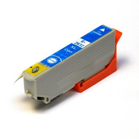 Epson Compatible Cartridge T2632 Cyaan-0