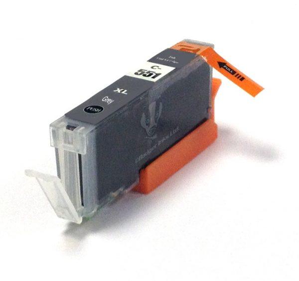 Canon Compatible CLI-551 Grijs-0