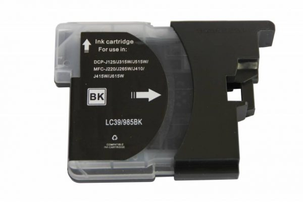 Brother Compatible LC985 Zwart-0