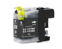 Brother Compatible LC123 Zwart-0