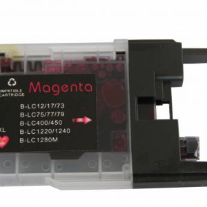 Brother Compatible LC1220/1240 Magenta-0