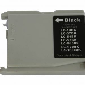 Brother Compatible LC970/1000 Zwart-0