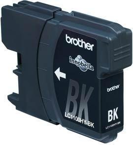 Brother LC1100 Zwart Gevuld-0