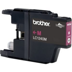 Brother LC1240 Magenta Gevuld-0