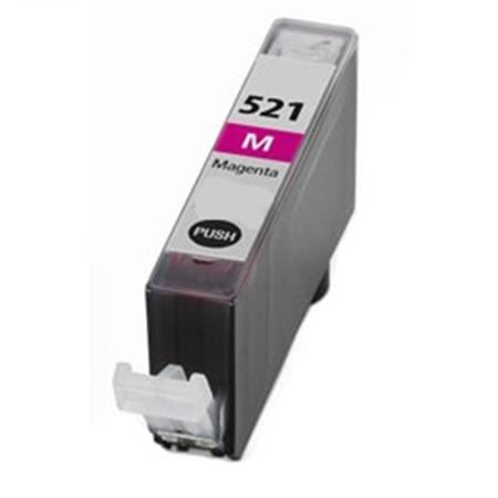 Canon CLI-521 Magenta Gevuld-0