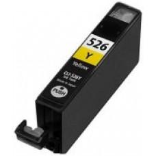 Canon CLI-526 Yellow Gevuld-0