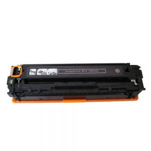 HP Compatible Toner 125A Zwart-0