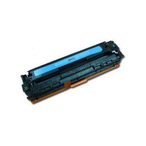 HP Compatible Toner 125A Cyaan-0