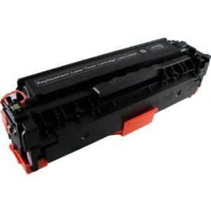 HP Compatible Toner 304A Zwart-0