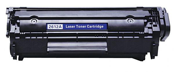 Compatible Toner HP 12A/Canon FX10/Canon FX9 Zwart-0