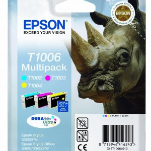 Epson Cartridge T1006 Tri-Color-0