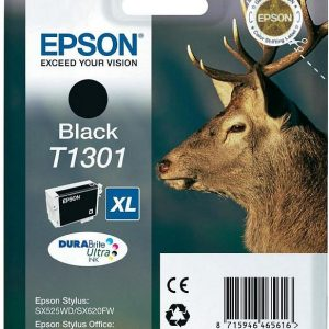 Epson Cartridge T1301 Zwart-3686