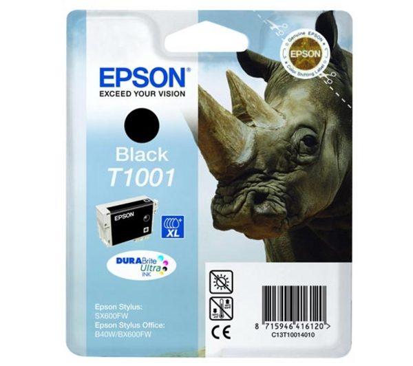 Epson Cartridge T1001 Black-0