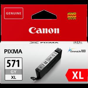 Canon CLI-571XL Grijs-0