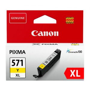 Canon CLI-571XL Yellow-0