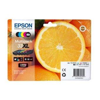 Epson Origineel Cartridge 33XL Multipack-0