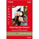 Canon A4 fotopapier Glossy 20 vel-0