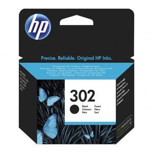 HP 302 Zwart-0