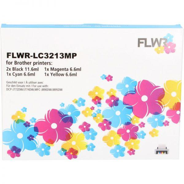 flwr-brother-lc-3213-multipack-zwart-en-kleur